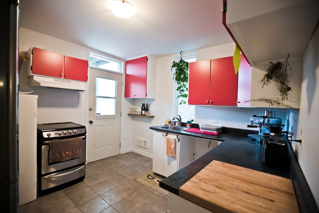 Our Montreal Kitchen