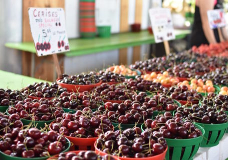 Visiting Montreal's Jean-Talon Market in Summertime