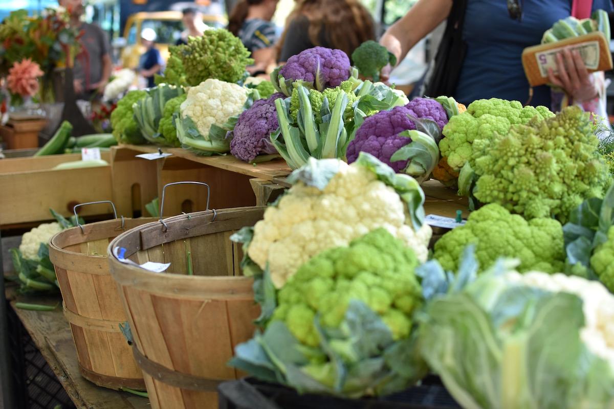 Portland, Maine Farmers' Market