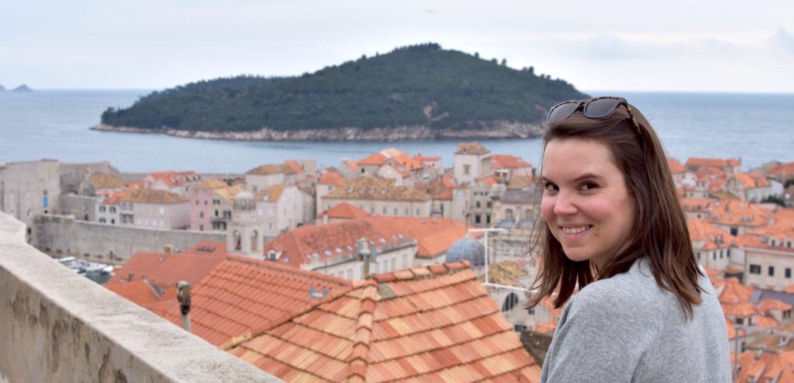 Winter visit to Dubrovnik, Croatia