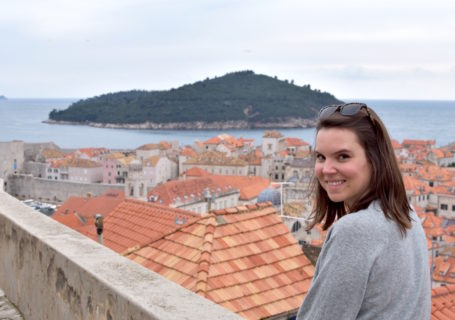 Winter visit to Dubrovnik, Croatia